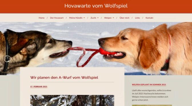 Hovawarte vom Wolfspiel